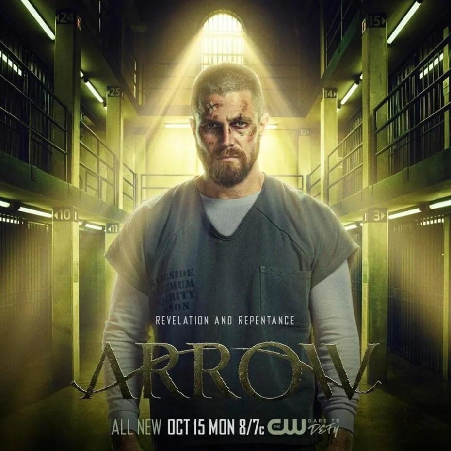 Arrow saison 7