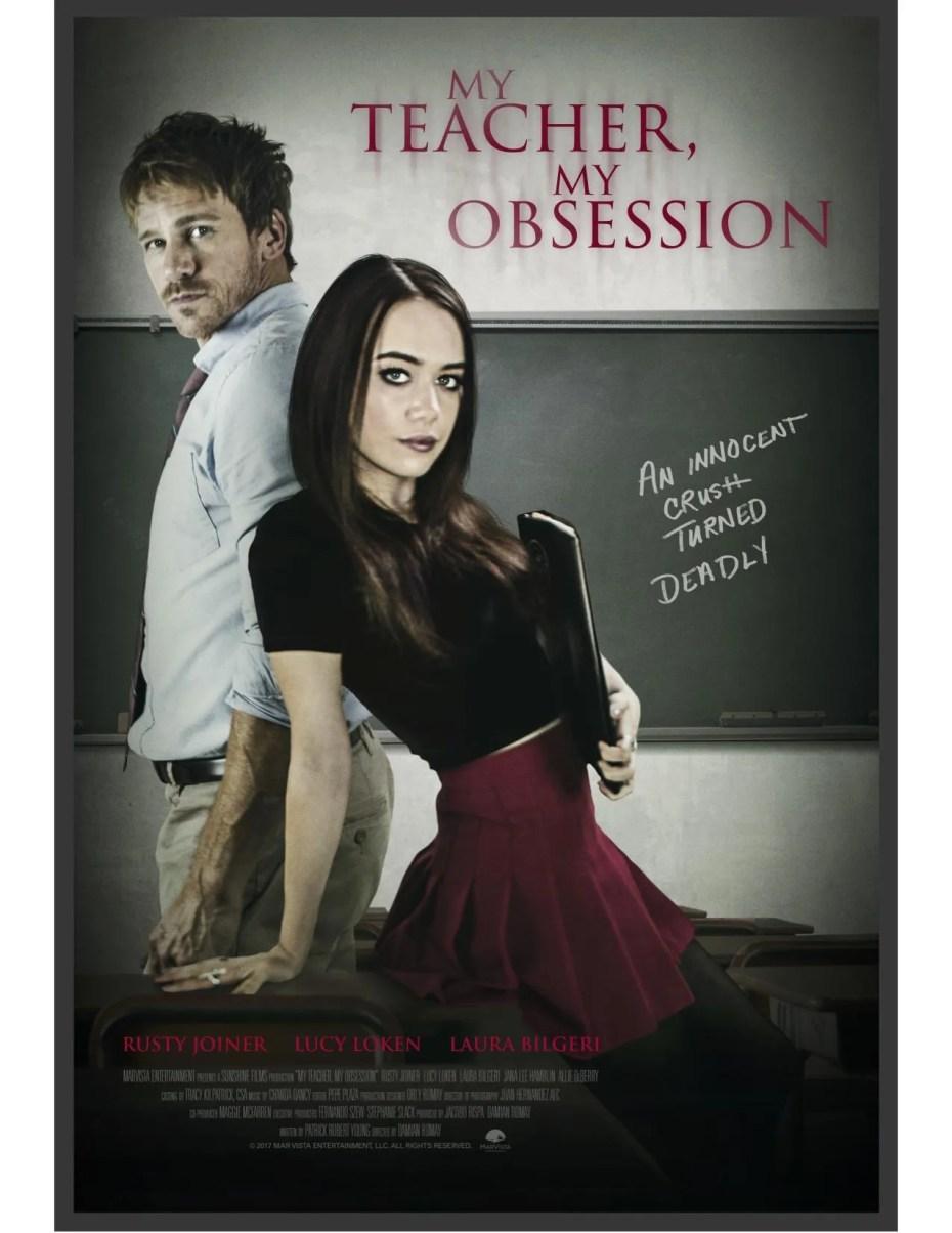 My Teacher My Obsession