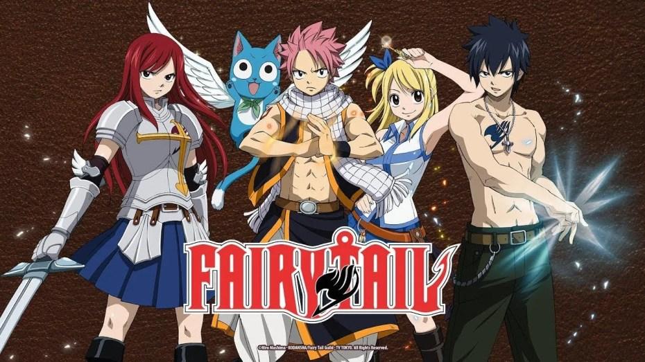 Fairy Tail 2018