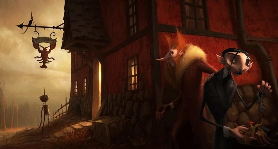 Pinocchio: Guillermo del Toro