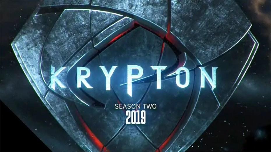 Krypton saison 2