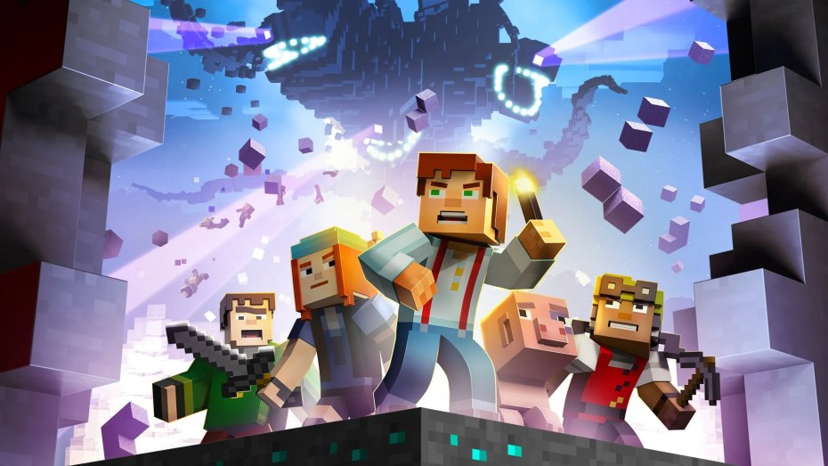 Minecraft Mode histoire