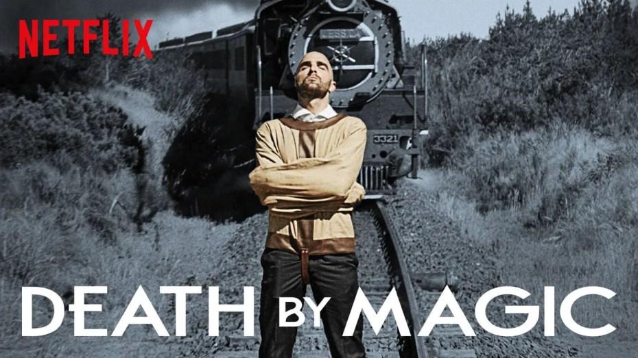 Mort par magie