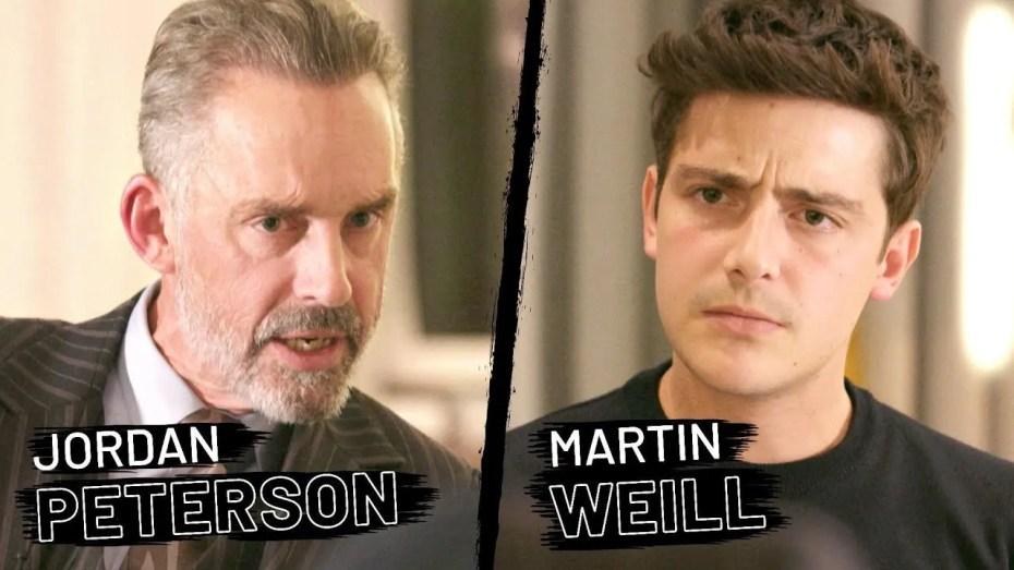 Jordan Peterson interviewé par Martin Weill