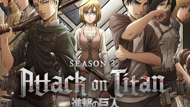 L'Attaque des Titans saison 3B