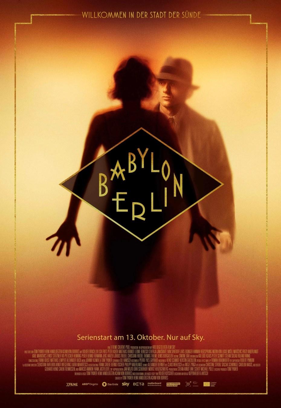 Babylon Berlin saison 2