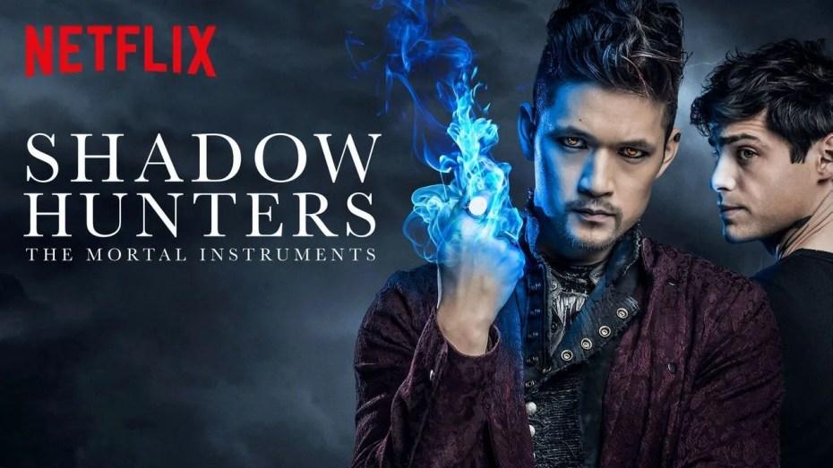 Shadowhunters vf netflix