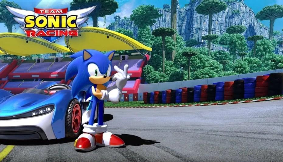 Team Sonic Racing Overdrive