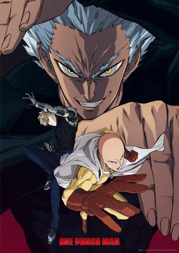One-Punch Man saison 2
