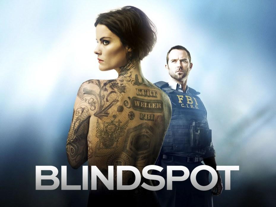 Blindspot: mémoire tatouée