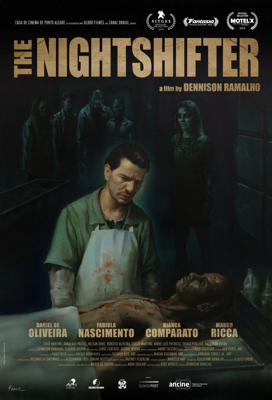 The Nightshifter