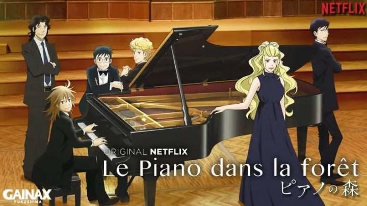 Le Piano dans la forêt