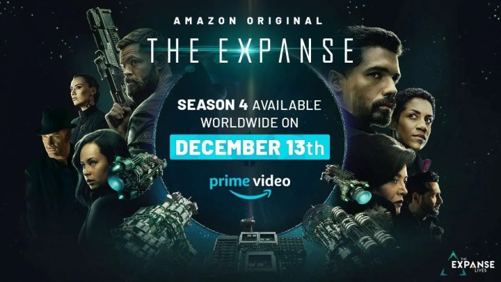 The Expanse saison 4