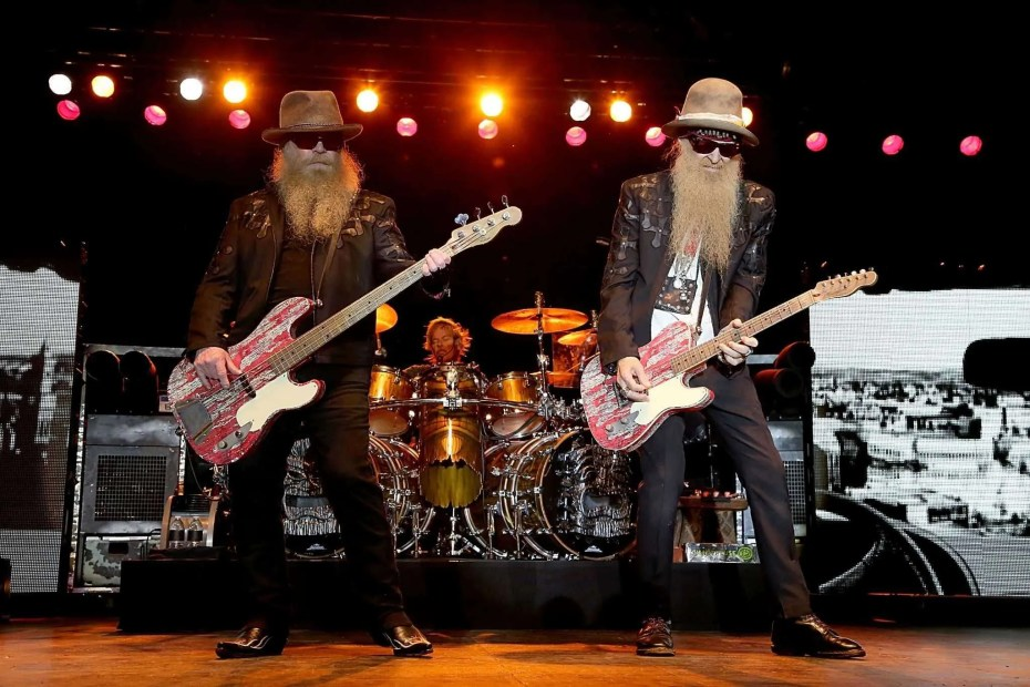ZZ Top - That Little Ol' Band From Texas