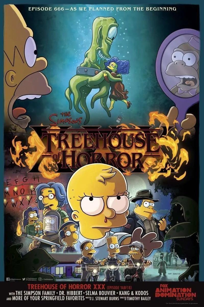 The Simpsons: Treehouse of Horror XXX