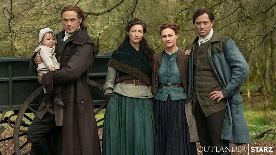 Outlander saison 5
