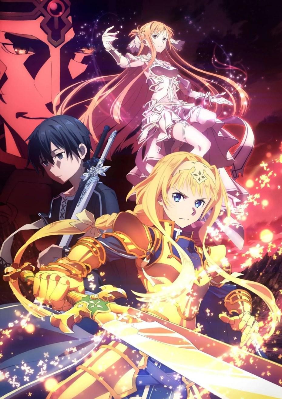Sword Art Online  Alicization - War of Underworld