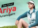 Ariya Jutanugarn Une femme sur le green