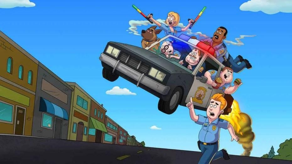 Paradise Police saison 2