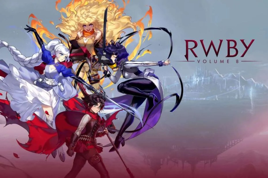 RWBY Volume 8