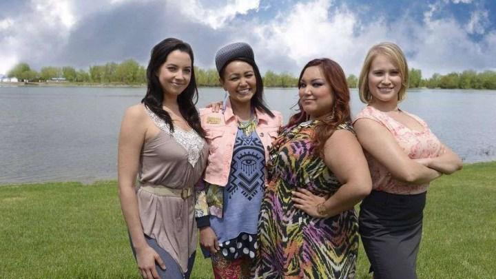 Mohawk Girls