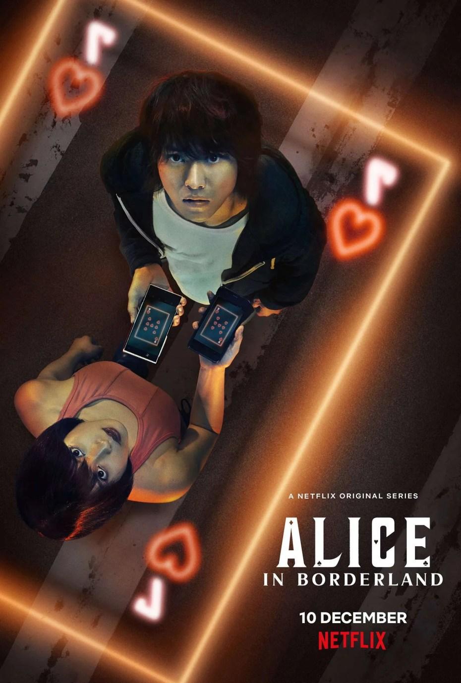 Alice in Borderland netflix