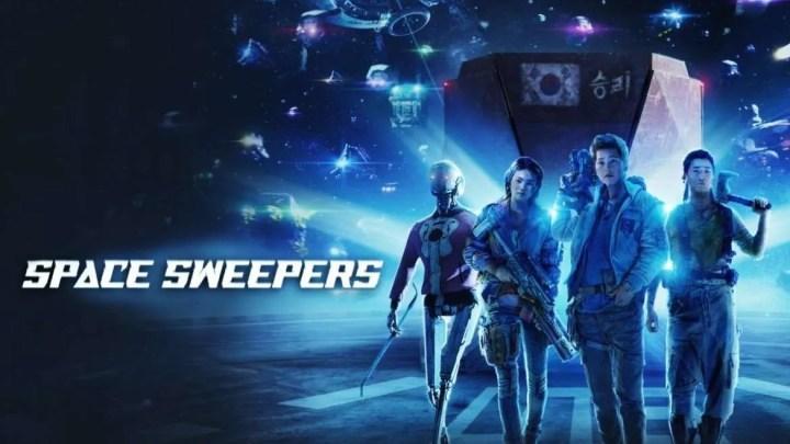 Les ferrailleurs de l'espace