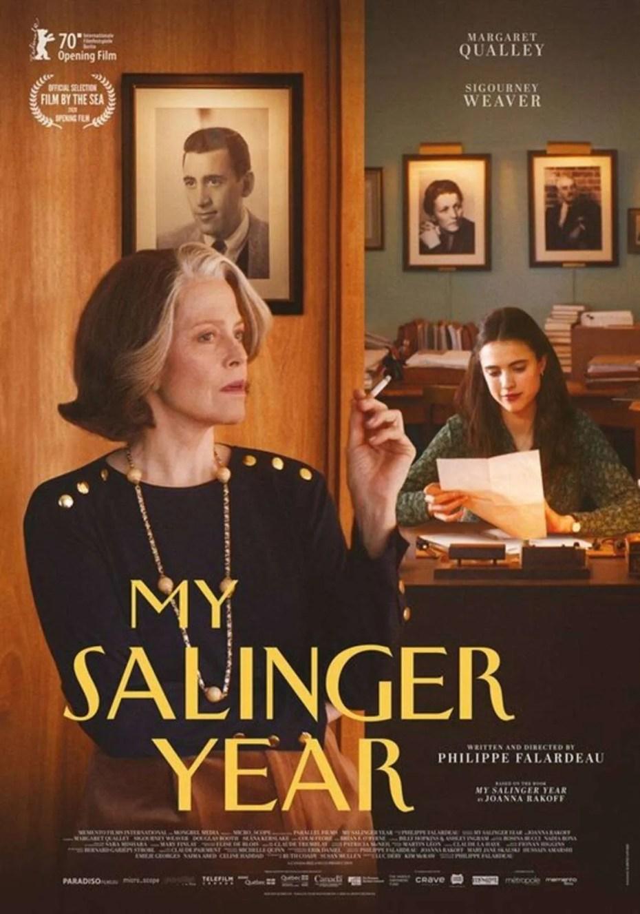 Mon année Salinger