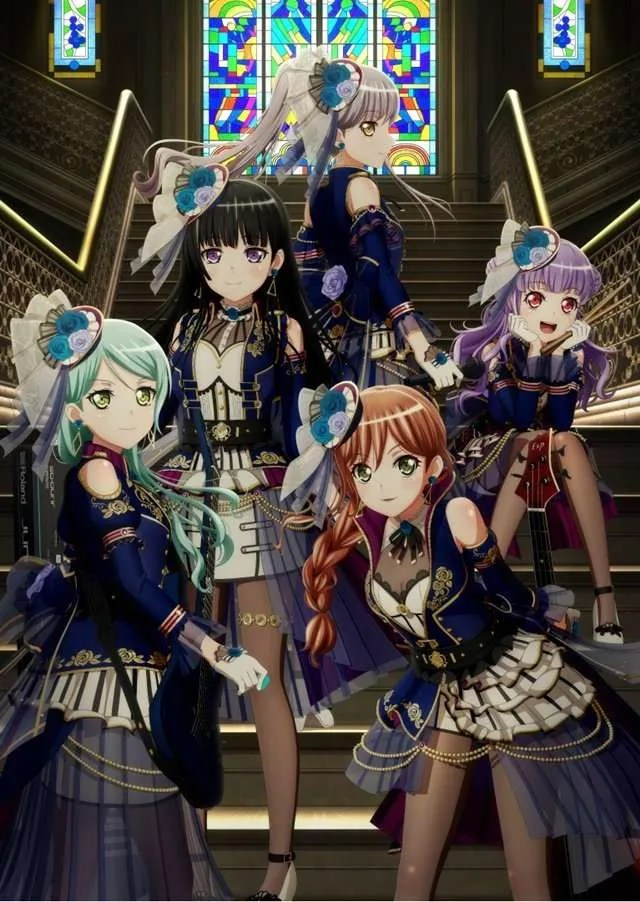 BanG Dream! Episode of Roselia I