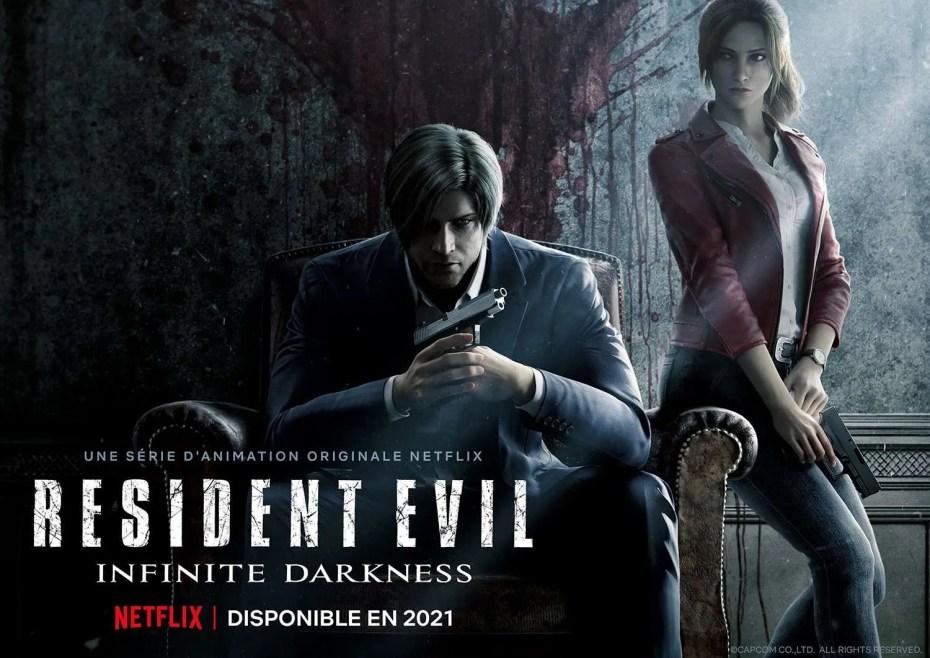 Resident Evil : Les ténèbres infinies