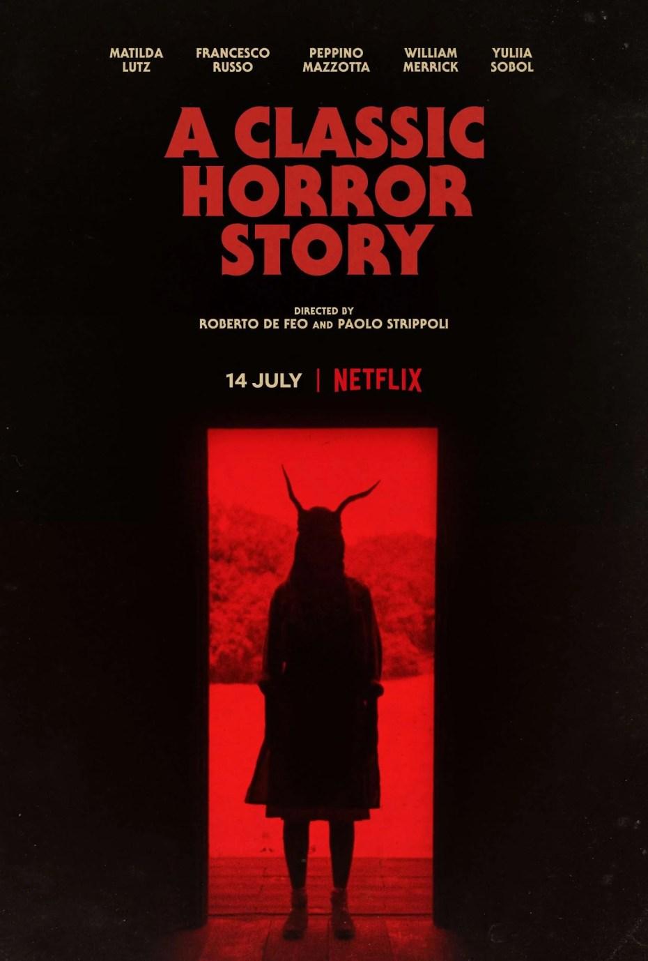 Un film d'horreur classique