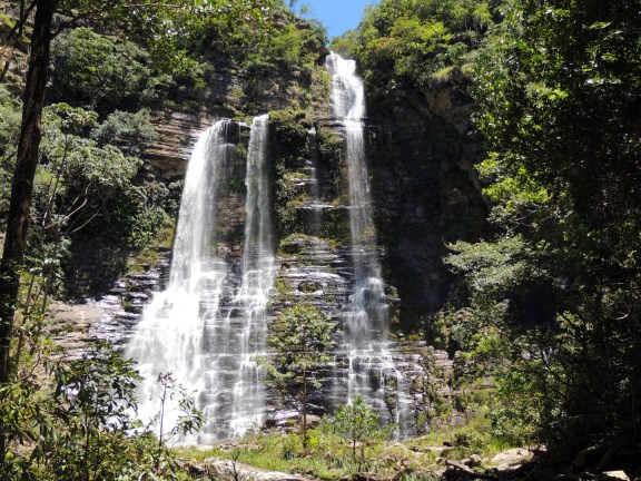 Cachoeira da Barriguda - Foto: Marcilei Farias