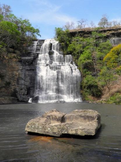 Cachoeira do Confins - Foto: Gil Valadares