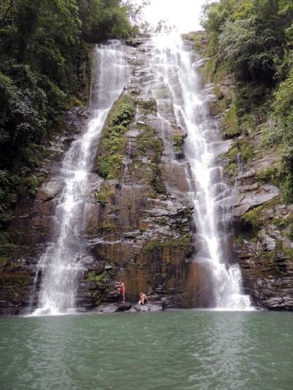 Cachoeira do Passa Três - Foto: Gil Valadares