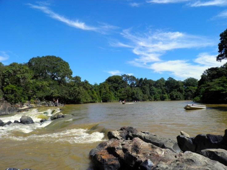 Cachoeira do rio Urucuia - Foto: Gil Valadares