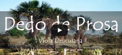 13º Dedo de Prosa – Viola Urucuiana: Luau com artistas arinenses