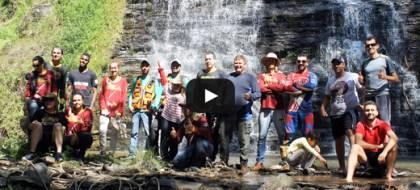 Trilhas Urucuianas 39ª Expedição – Cachoeira do Buritizinho e Sussuarana