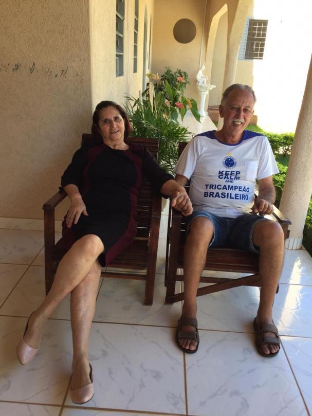 José Jurandir Ramos e Dona Rita