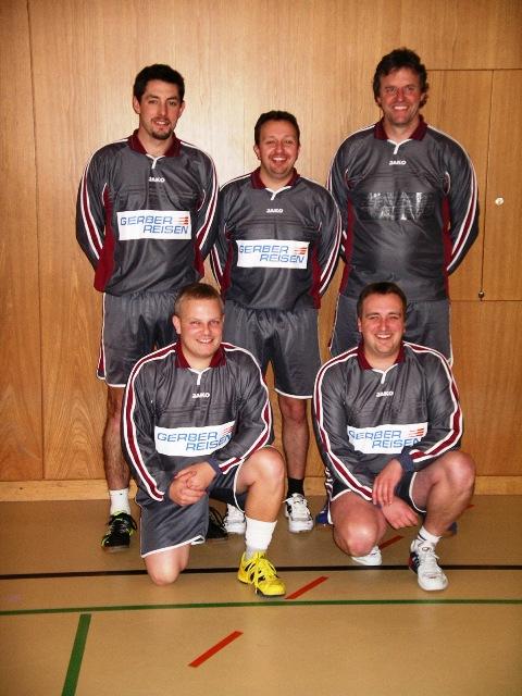 Hallenfaustball-Turnier Trubschachen