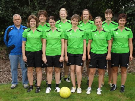Korbballsommermeisterschaft Damen