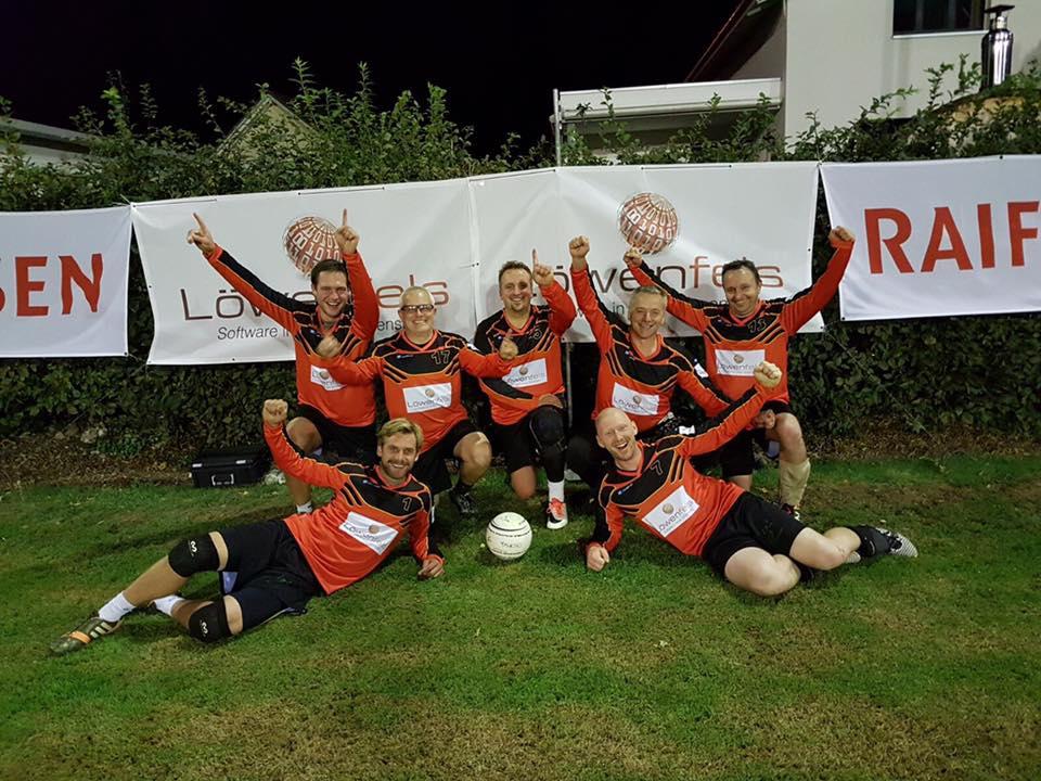 Versöhnliches Saisonende – Barragespiel 1. Liga / NLB