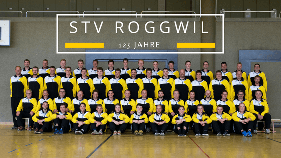 Jubiparty 125 Jahre STV Roggwil am 2. November 2018