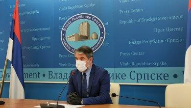 Photo of Šeranić: RS će aplicirati za vakcinu protiv koronavirusa