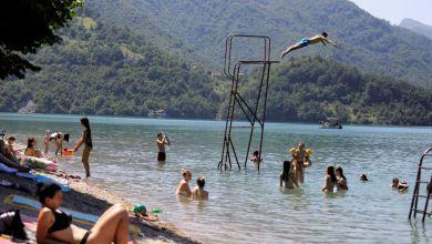 Photo of BiH: Jablaničko jezero puno kupača