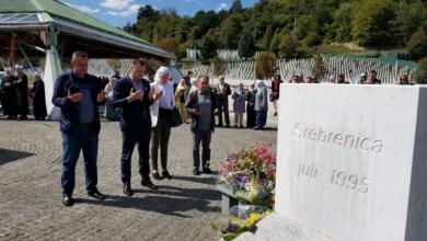 Photo of Srebrenica – Obilježavanje 25. godišnjice genocida 11. jula u Potočarima