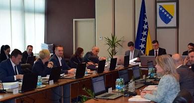 Photo of Vijeće ministara BiH donijelo Odluku o privremenom finansiranju do kraja septembra