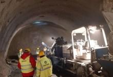 Photo of Izgrađeno blizu kilometar tunela Hranjen