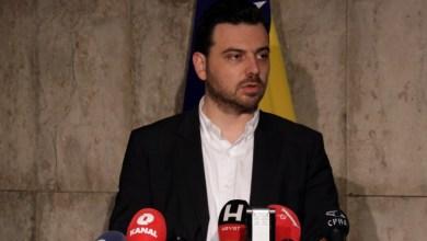 Photo of Magazinović podnio ostavku na mjesto predsjednika Glavnog odbora SDP-a