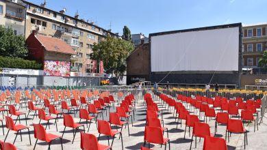 Photo of SFF : Podignuto najveće filmsko platno u regiji