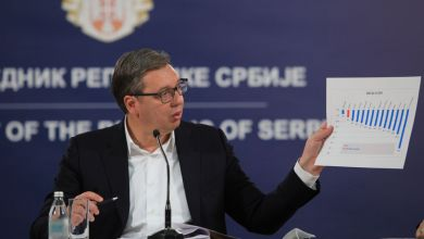 Photo of Vučić o COVID-19: Oko 2.000 manje hospitalizovanih osoba nego prije desetak dana